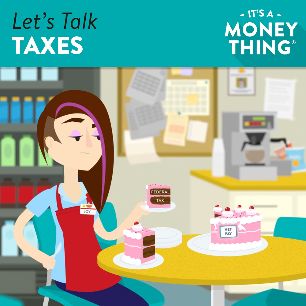 Let's Talk Taxes IAMT