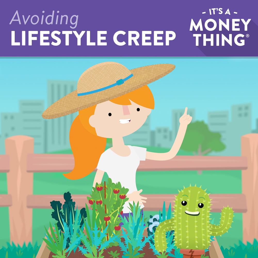 Avoiding Lifestyle Creep - IAMT
