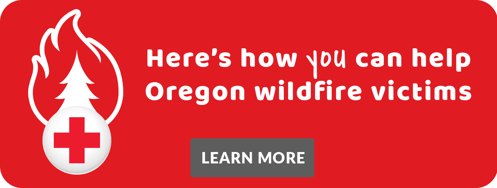 Learn how you can help Oregon wildfire victims