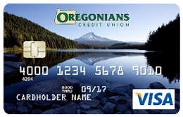 Link to Oregonians Visa Credit Cards