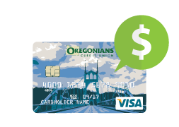 Learn about Oregonians Credit Cards