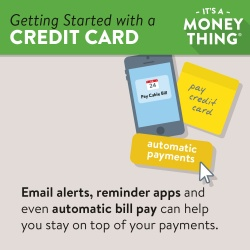 Email alerts, reminder apps and even automatic bill pay can help you stay on top of your payments