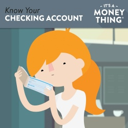 Link to Know Your Checking Account