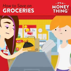 Link to Save Money on Groceries