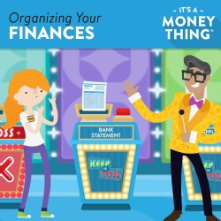 Link to Organizing Your Finances