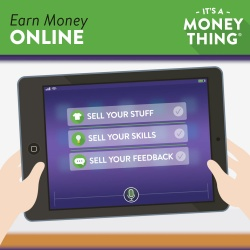 Link to Earning Money Online