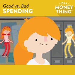 Link to Good vs Bad Spending