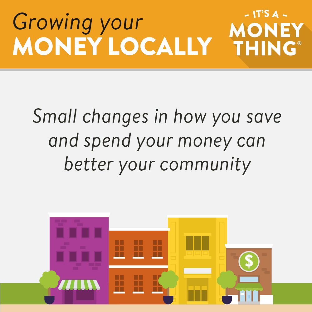 Growing Your Money Locally IAMT