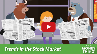 It's a Money Thing: Stock Market