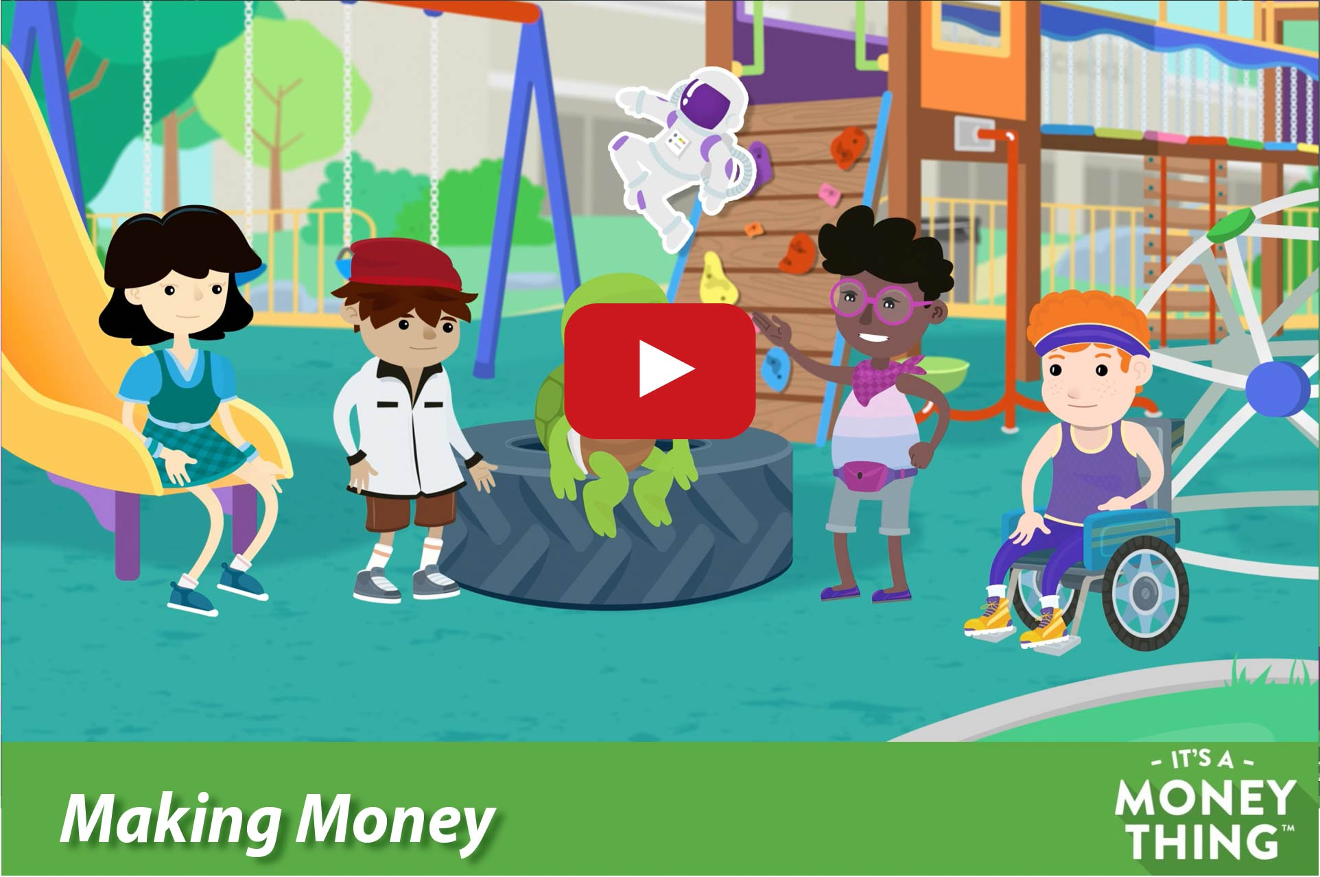 Making Money | It's a Money Thing video