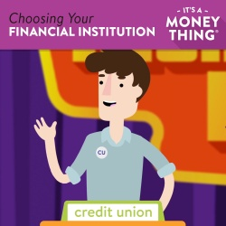 Link to Choosing Your Financial Institution