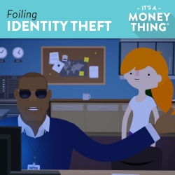 Link to Foiling Identity Theft