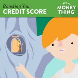Link to Boosting Your Credit Score
