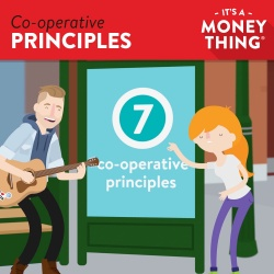 Link to Co-operative Principles