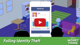Foiling ID Theft