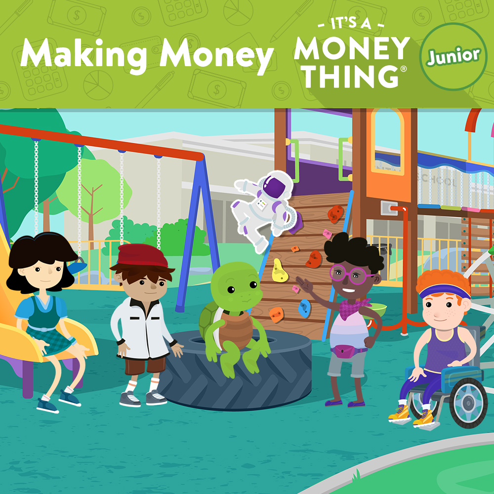Making Money - IAMT Junior