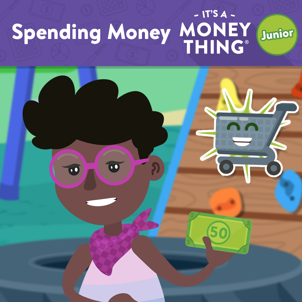 Spending Money - IAMT Junior