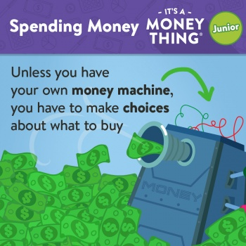 Spending Money - choices