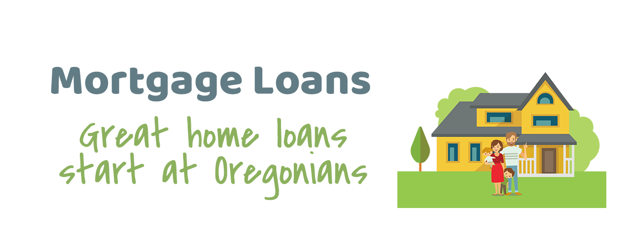 Oregonians Credit Union Home Loans